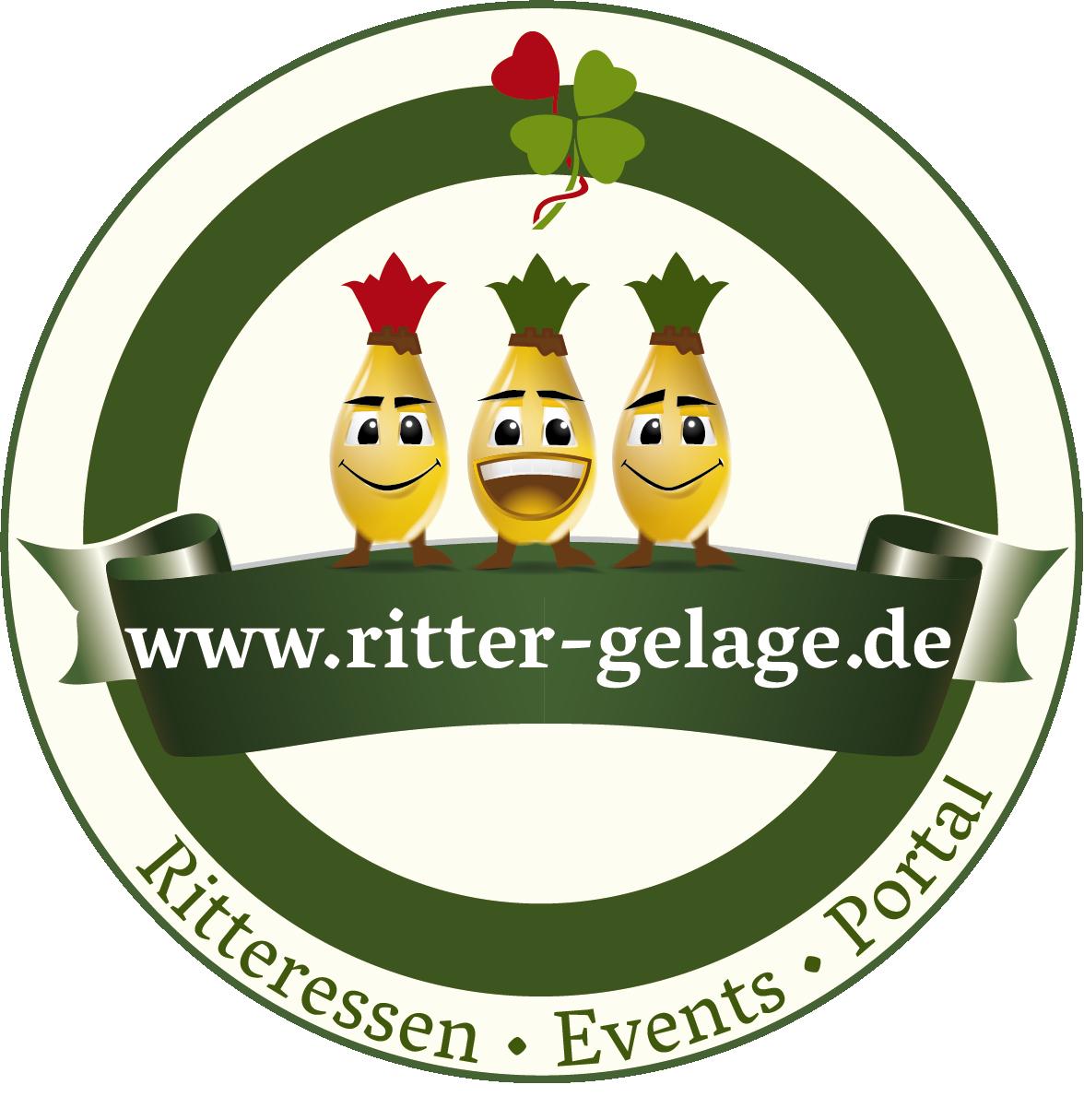 Rittergelage logo