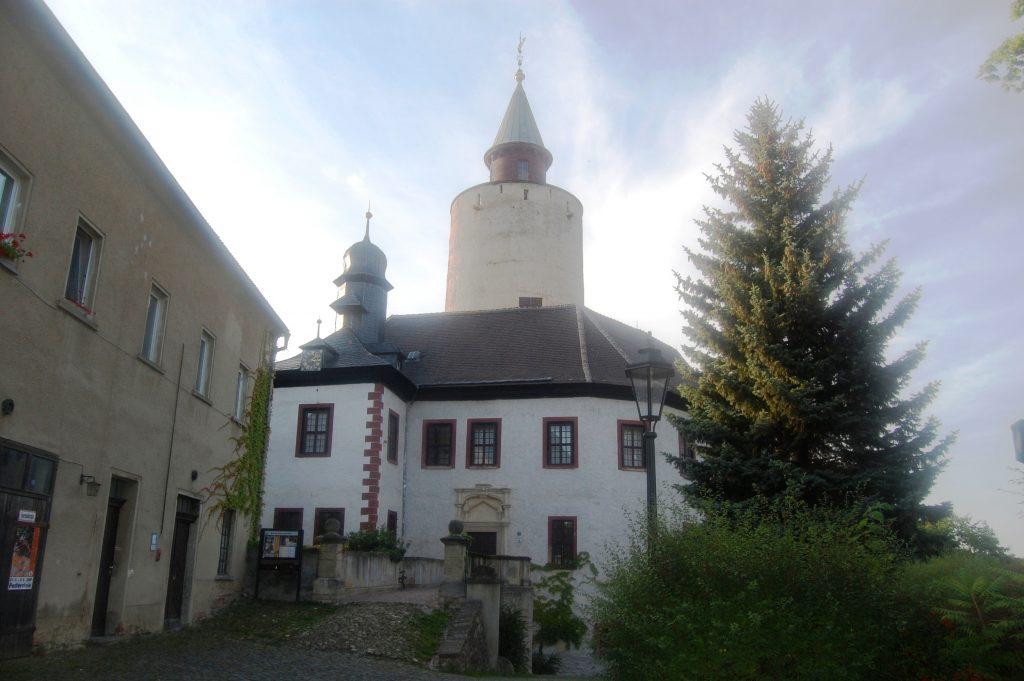 Burg Posterstein bei Gera
